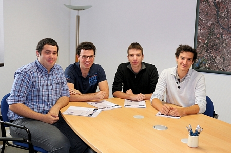 New Phd students