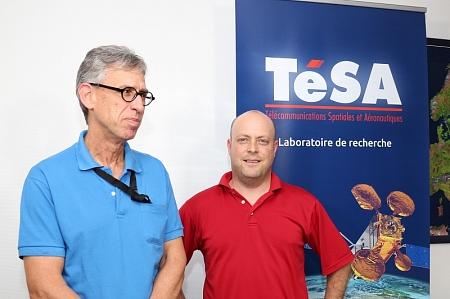 José Carlos M. Bermudez and Éric Asselin