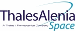 Logo of Thales Alenia Space